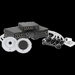 IP kamery pro skryté kamerové systémy